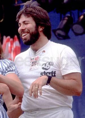 Apple's Steve Wozniak to Compete On DWTS Season Eight