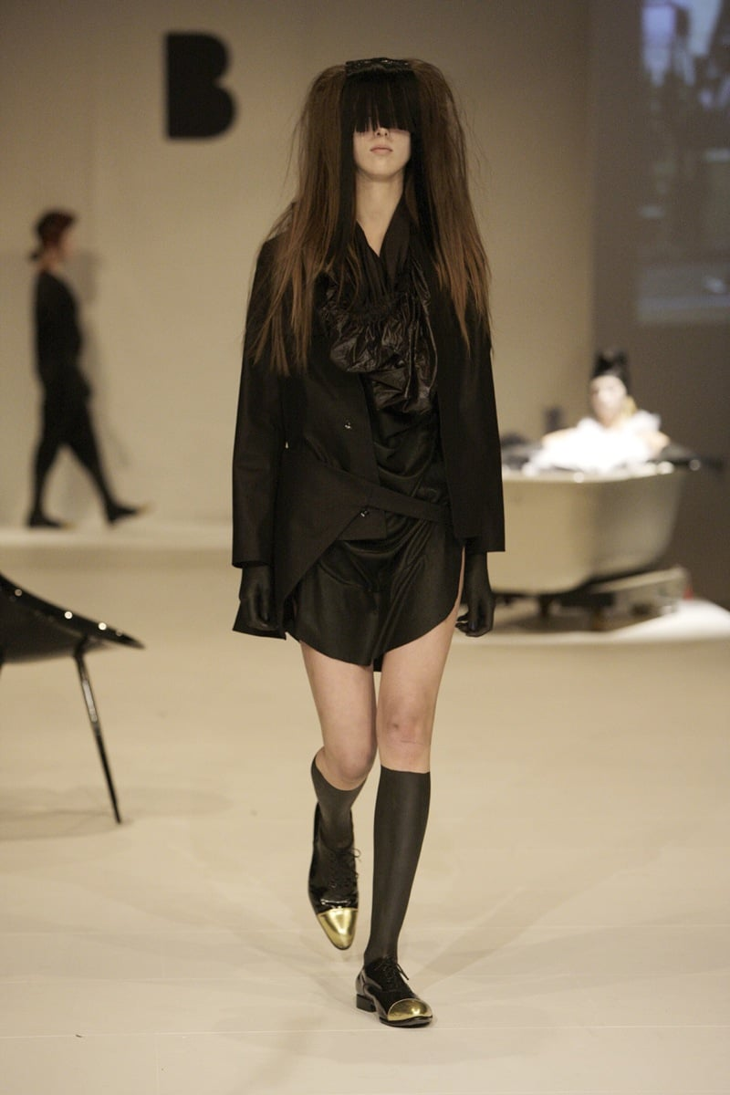 Copenhagen Fashion Week: Barbara i Gongini Fall 2009