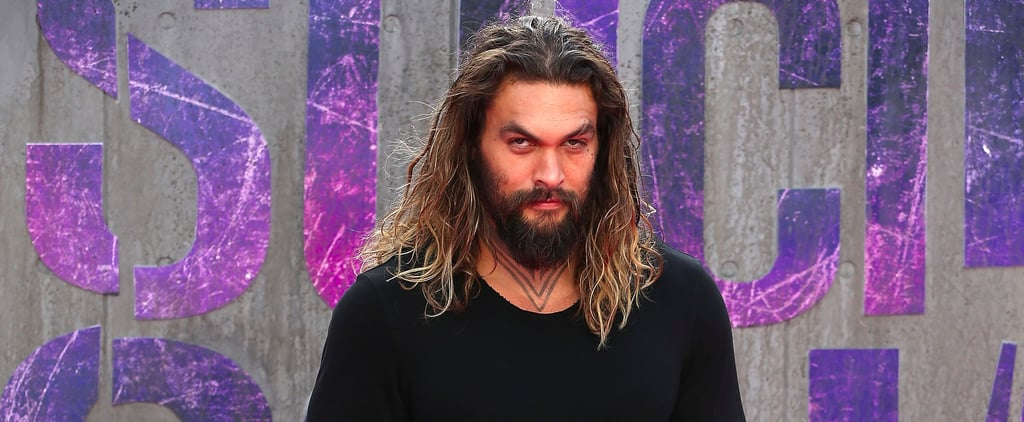 These Photos of Jason Momoa With Long and Lucious Hair Should Be Respected at All Times