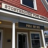 Storybrooke Post Office