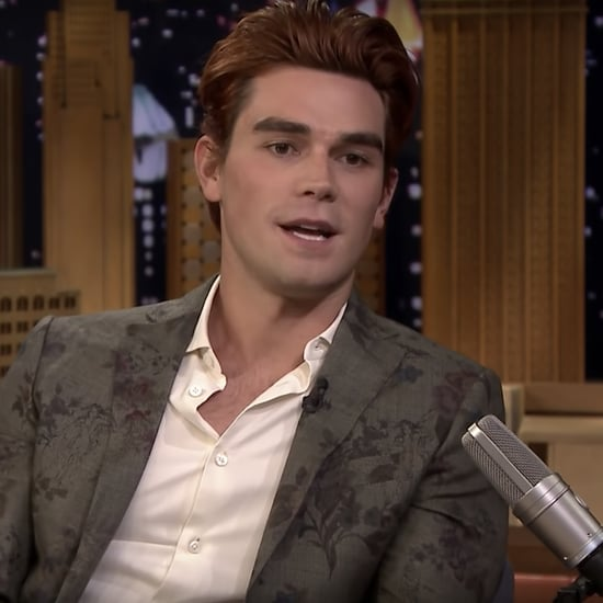 KJ Apa Talks About Luke Perry on Fallon Show April 2019
