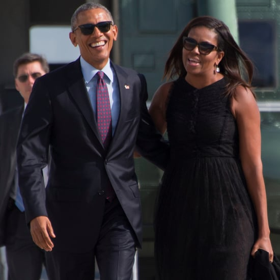 President Obama Says Michelle Will Never Run For Office