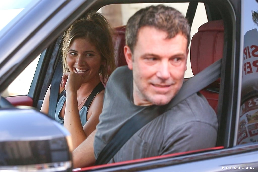 "Welp, it looks like Ben Affleck and Lindsay Shookus have broken up. According to Us Weekly, the couple — who have been dating on and off since 2015 — recently put an end to their ""tumultuous"" relationship and he's been spending time with 22-year-old Playboy model Shauna Sexton. The two were spotted grabbing dinner at Nobu in Malibu, CA, last week, and over the weekend, they were photographed at the Jack in the Box drive-thru in Santa Monica.  According to People, Ben and Shauna were also seen hanging out together at his house. ""They hung out at his house and also drove around on the west side,"" a source told the outlet. ""They seemed to get along great. They were chatting and laughing. Ben looked happy. They ordered a late dinner to his house and seem to enjoy getting to know each other."" Shauna also seemed to hint at their relationship on her Instagram, as well. After a follower commented on one of her photos, writing, ""Did heaven send you?"" she replied, ""No just Batman,"" referring to Ben's role in the DC Universe films. Lindsay, on the other hand, has since deleted her Instagram.       Related:                                                                                                           64 Celebrity Couples Who Have Called It Quits This Year               Ben and Lindsay went public with their romance in July 2017, however, it was reported that Ben had actually been seeing Lindsay on and off since 2015 while he was still married to Jennifer Garner and she was married to former Saturday Night Live colleague Kevin Miller."