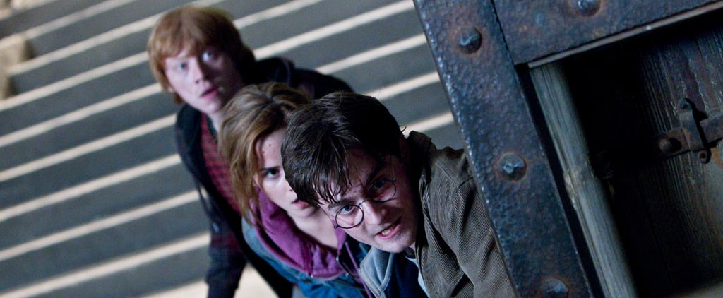 Harry Potter Battle of Hogwarts Detail