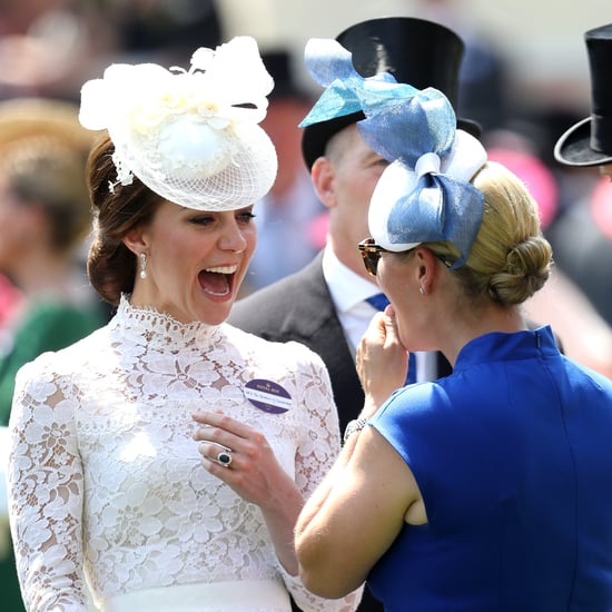 Zara Tindall With the Royal Family Photos