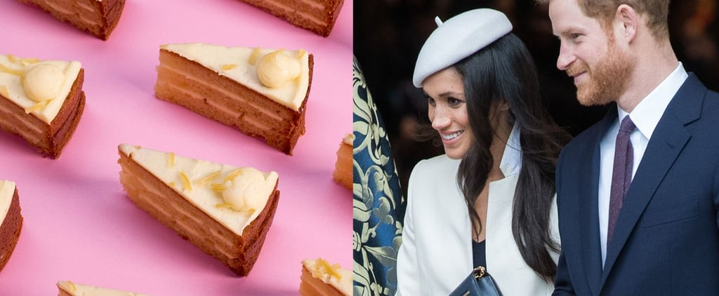 Eat Like Meghan and Harry With Costa's Royal Wedding Replica Cake