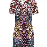 Mary Katrantzou Tildar Multi-Print Silk-Cady Dress (£1,200)
