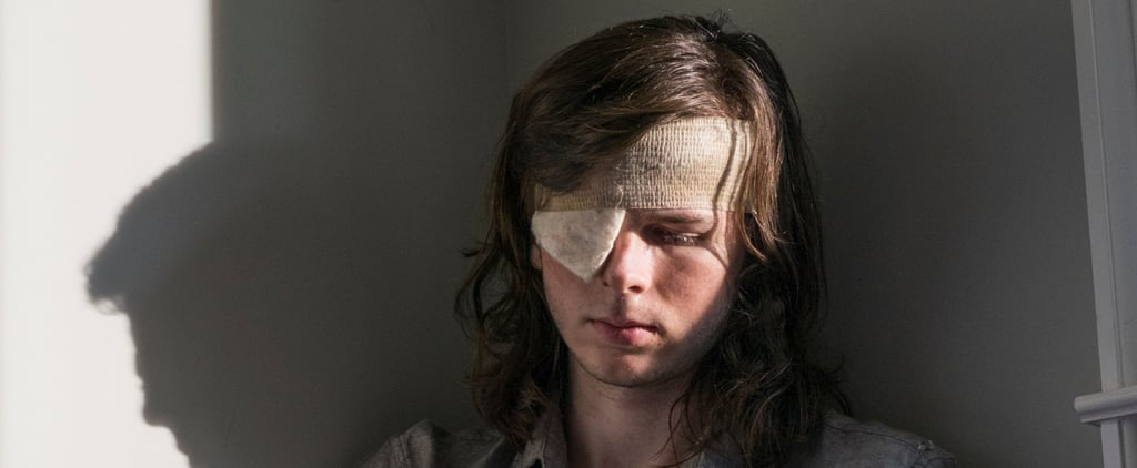 Here's How Carl's Death Will (Probably) Go Down on The Walking Dead