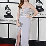 Anna Kendrick at the Grammy Awards in 2014.