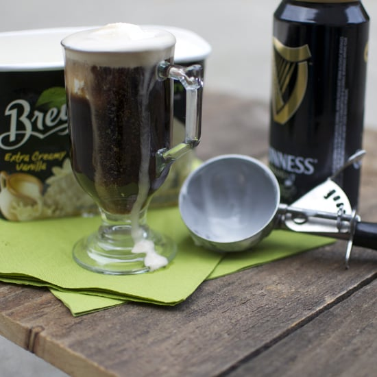 St. Patrick's Day Guinness Milkshake Recipe