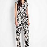 Wallis Nude Palm Print Jumpsuit ($59)