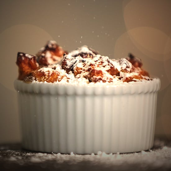 Pumpkin Challah Bread Pudding Recipe | Video