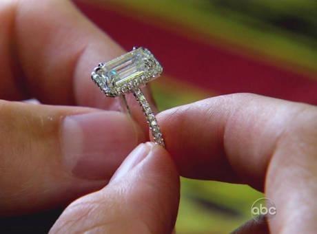 Season 8 Emily Maynard and Jef Holm The Bachelorette Engagement