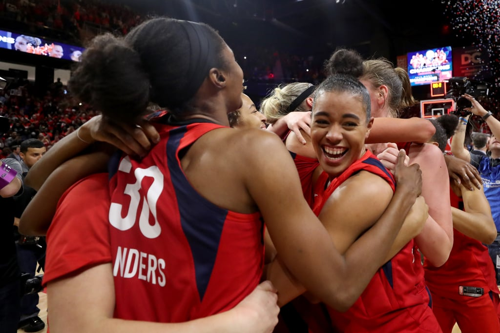 Washington Mystics Win First-Ever WNBA Championship