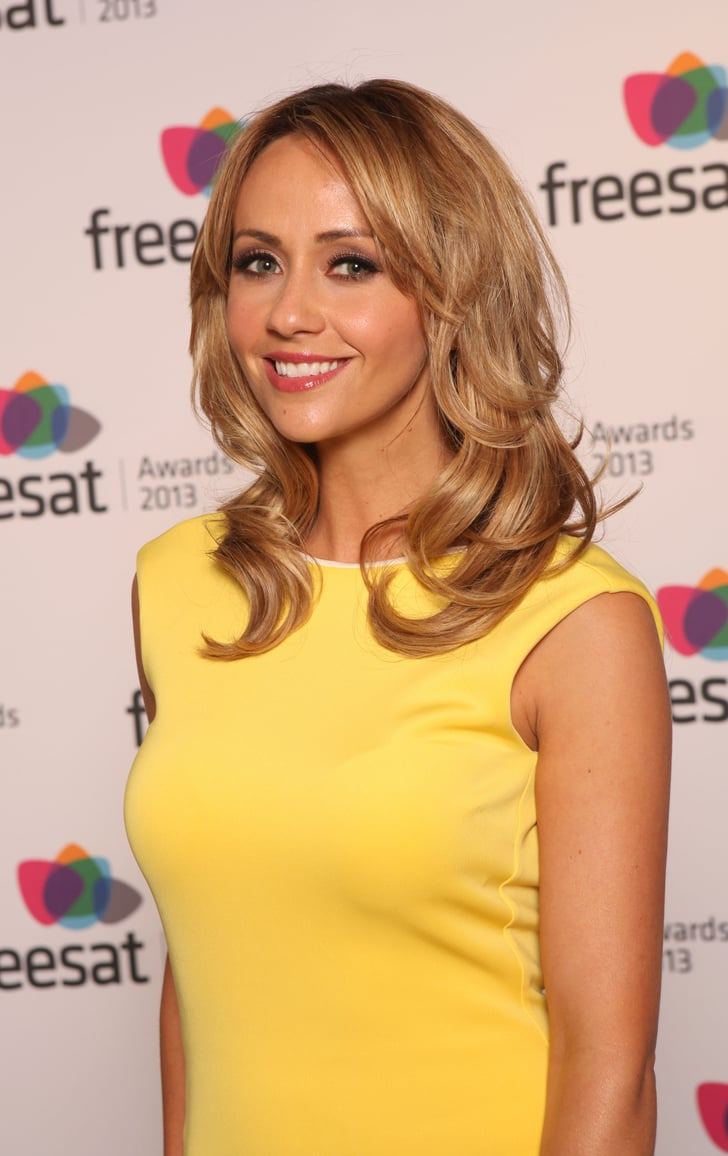 Samia Ghadie Celebrity Fringe Hairstyles For Spring