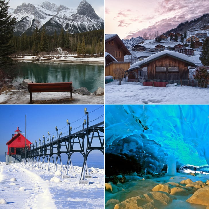 Best Places to See Snow