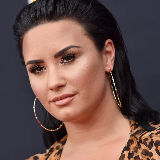 Demi Lovato Gets Real About Instagram Beauty Filters