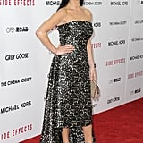 Catherine Zeta-Jones at the Premiere of Side Effects in January 2013