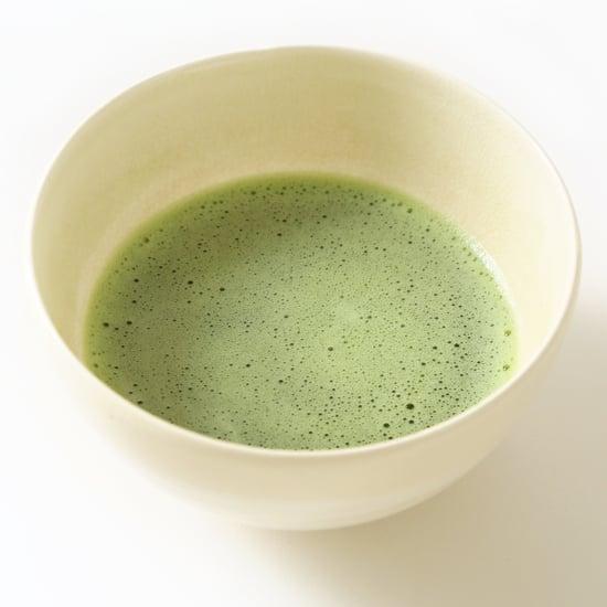 وصفات شاي الماتشا