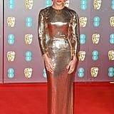 Zoë Kravitz at the EE British Academy Film Awards 2020