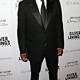 Chris Tucker attended his Silver Linings Playbook LA premiere.