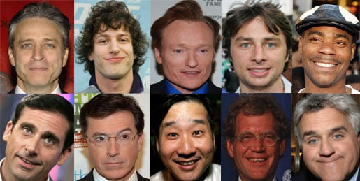 Who Is Your Favorite Male TV Comic of 2007?