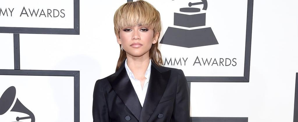 Zendaya CoverGirl Makeup at the 2016 Grammy Awards