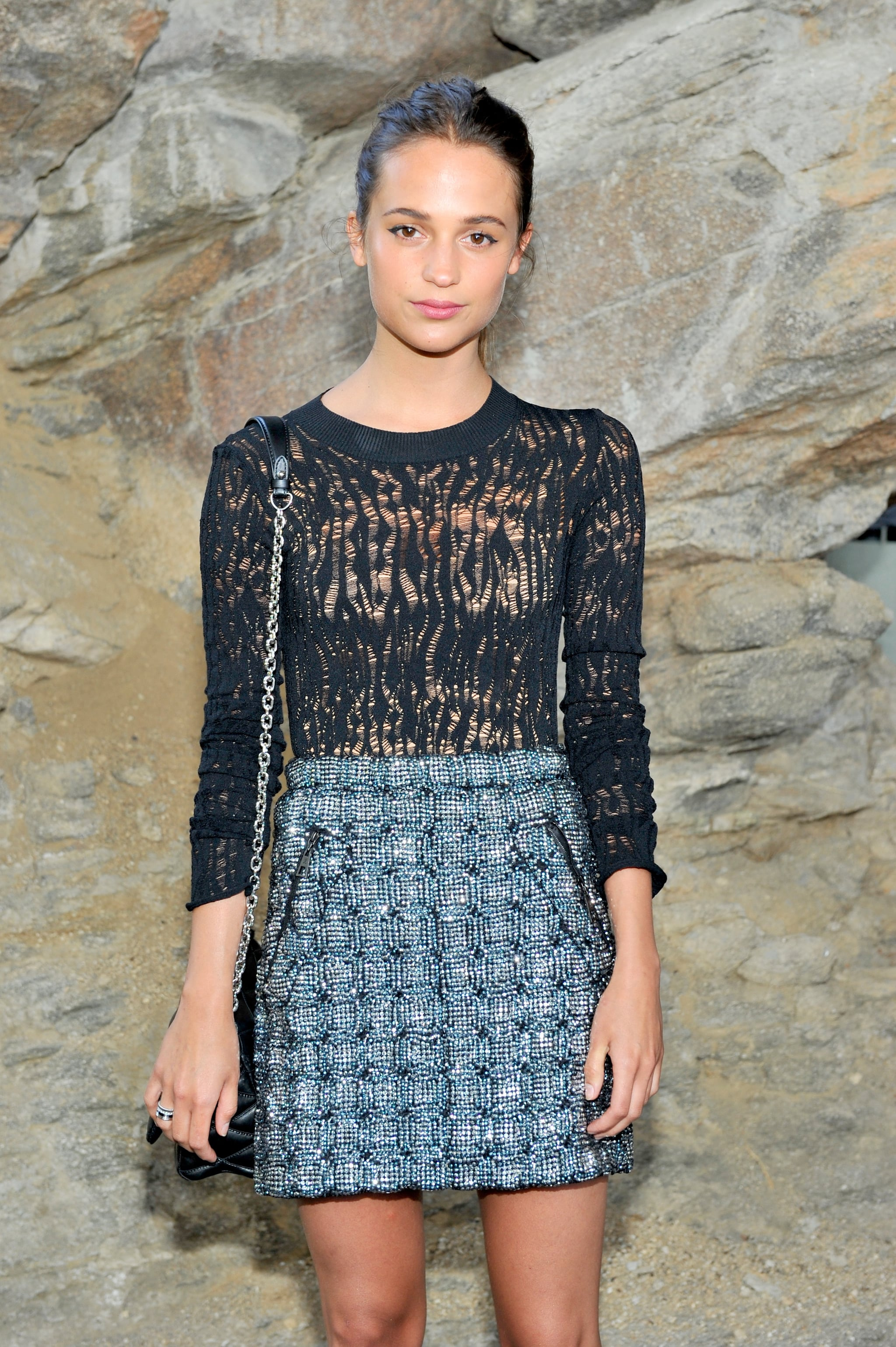 2e1b9753437 She's the Face of Louis Vuitton   13 Things You Need to Know About ...