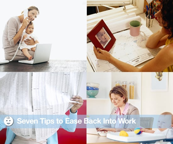 Tips For Returning From Maternity Leave