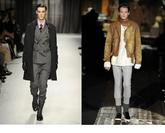 Fall 2009 Men's Trend Report: Dressed-Up Sweats