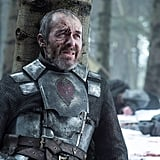 Stephen Dillane as Stannis Baratheon