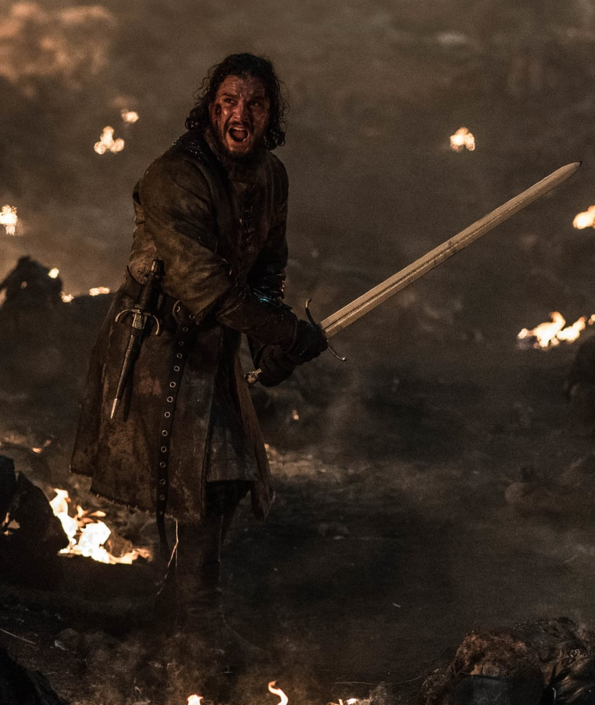 Taking the Night King's Bait and Charging the Battlefield