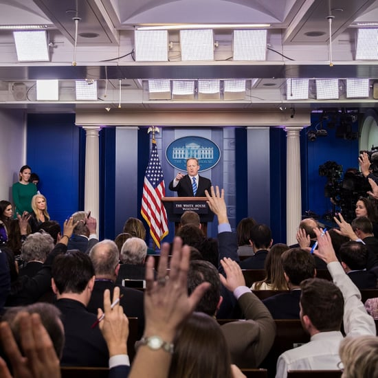 Politico White House Press Survey 2017