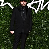 Michael Halpern at the British Fashion Awards 2019