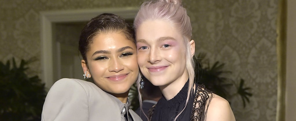Zendaya's Euphoria Costars React to Her Emmy Win