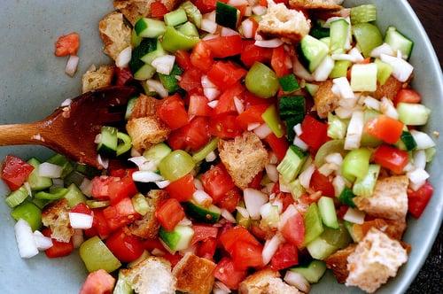 Yummy Link: Gazpacho Salad