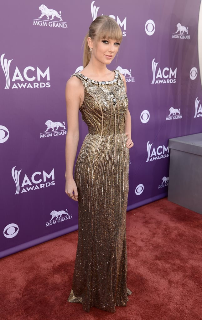 Taylor Swift Shines and Miranda Lambert Tears Up at the ACM Awards