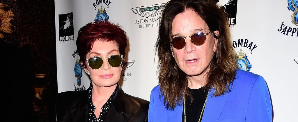 Sharon and Ozzy Osbourne Divorce 2016