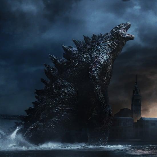 Jimmy Kimmel Godzilla Skit