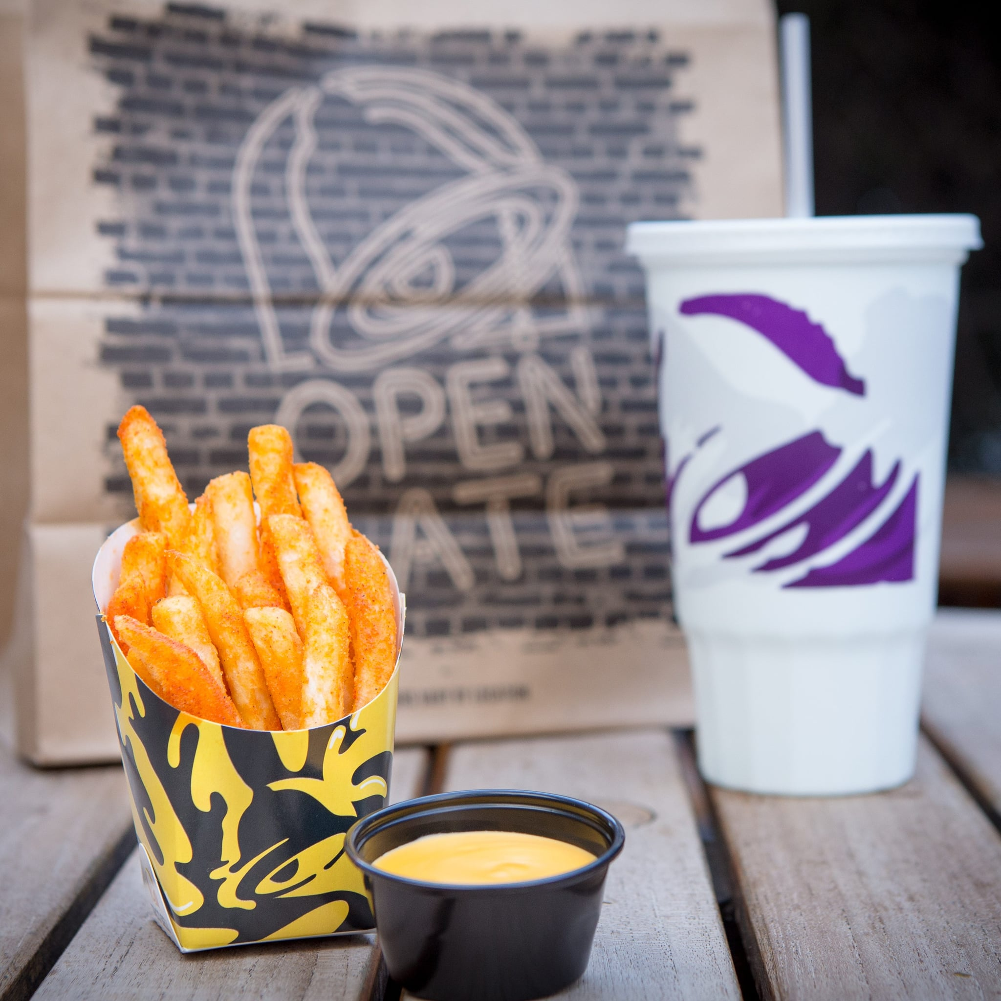 Taco Bell is launching Nacho Fries in bid to win the Dollar Menu war