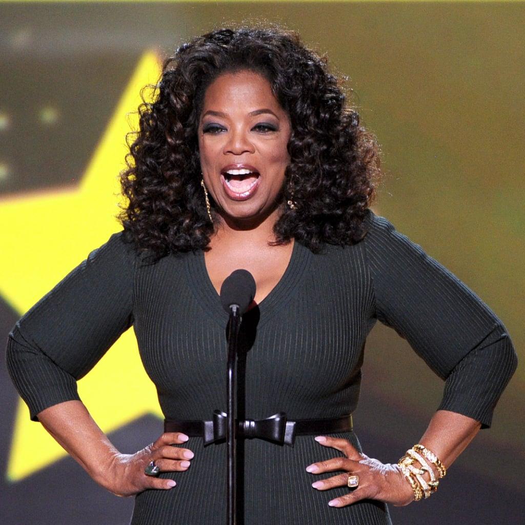 oprah winfrey's best life lessons | popsugar career and finance