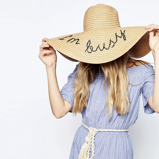 How to Style a Hat For Spring and Summer