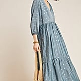 Napoli Tiered Maxi Dress