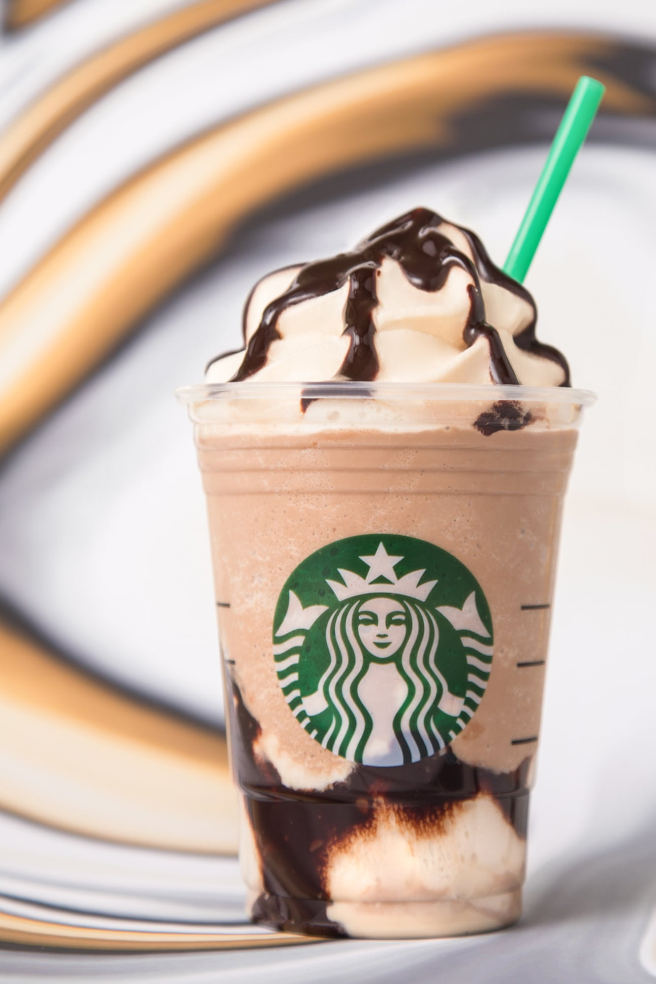 Starbucks Ultra Caramel And Triple Mocha Frappuccinos