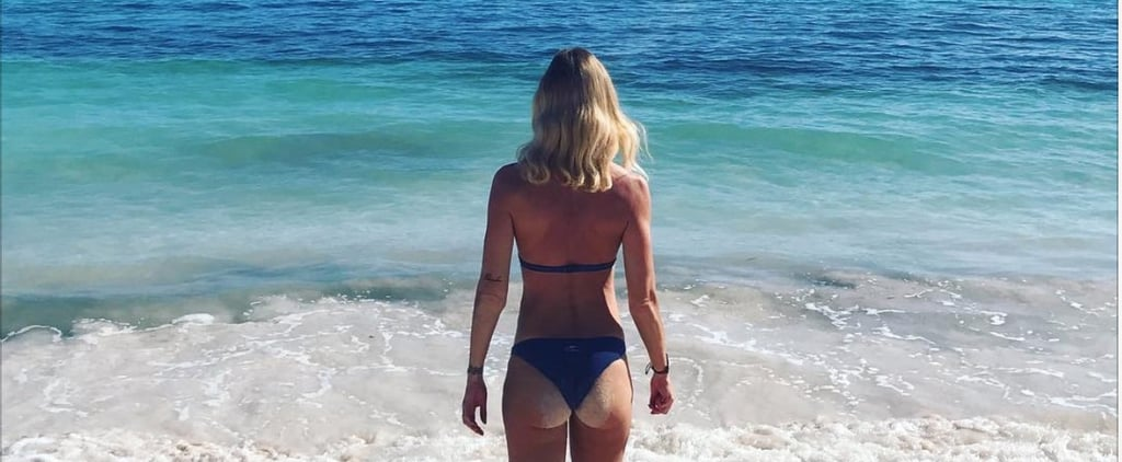 "Fitness Blogger Proves Weightlifting Doesn't Make You ""Bulky"""
