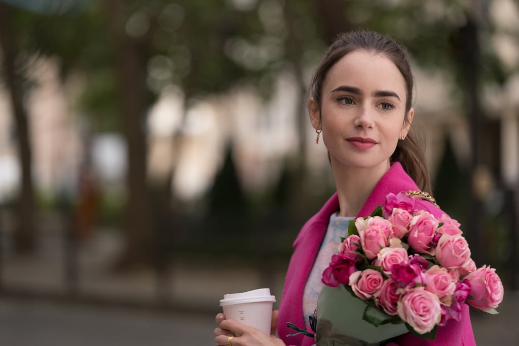 A Love Letter to Lily Collins's Eyebrows in Emily in Paris