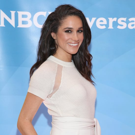 Meghan Markle Quote About Prince Harry November 2016