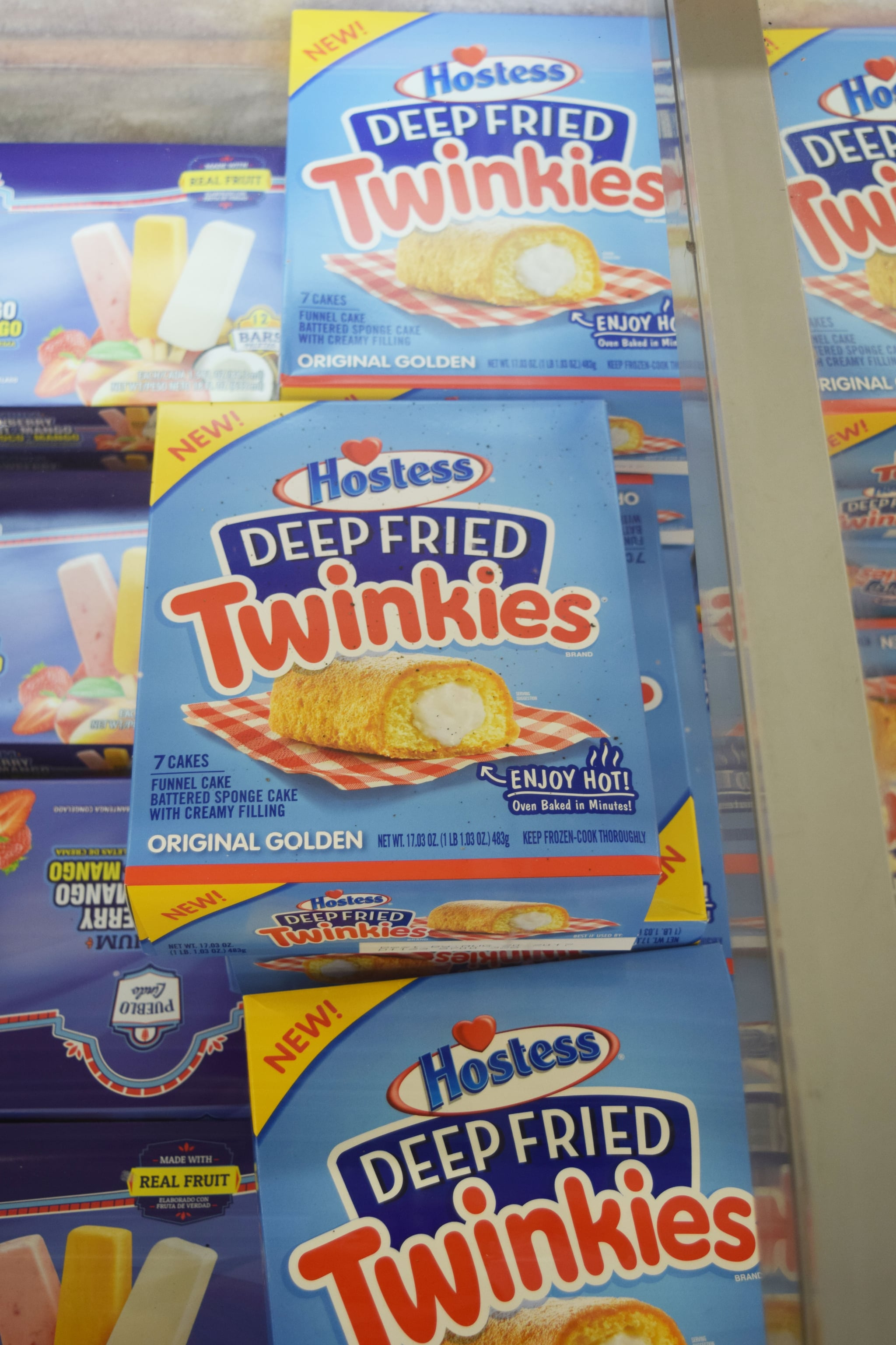 Hostess Deep Fried Twinkies | 15 Aldi Snacks That Should Be in Your