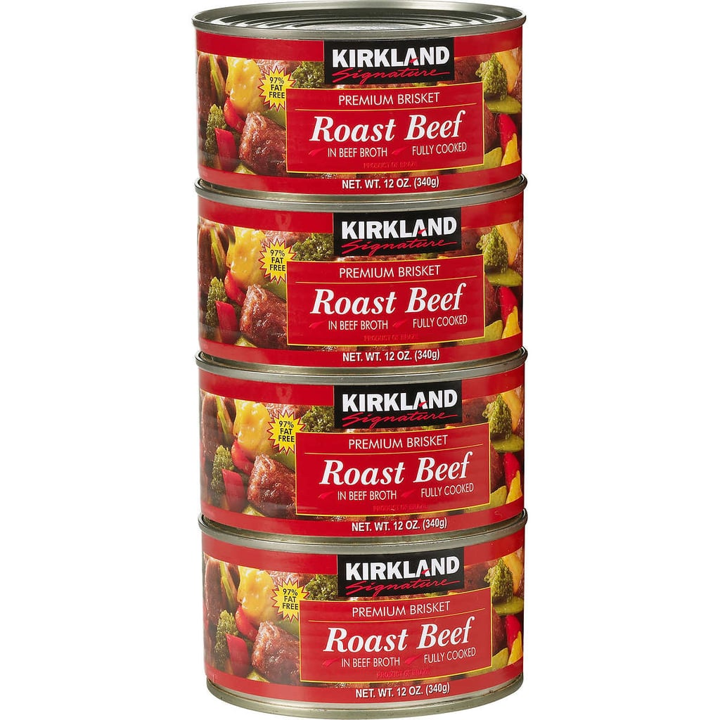 Kirkland Signature Roast Beef in Broth