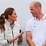 The Duchess of Cambridge's Hair August 2019
